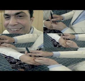 Embedded thumbnail for علاج الرقبة لمطربة معروفة