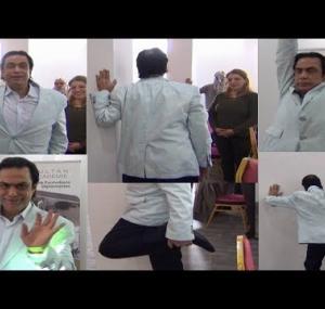 Embedded thumbnail for تمارين آمنة لكل الأعمار