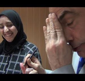 Embedded thumbnail for علاج الأنتفاخ والأحمرار و الضباب في العين