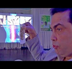 Embedded thumbnail for العمود الفقري كيف أعالج العمود الفقري كيف يتم علاج العمود الفقري